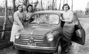 mamma nel 1957